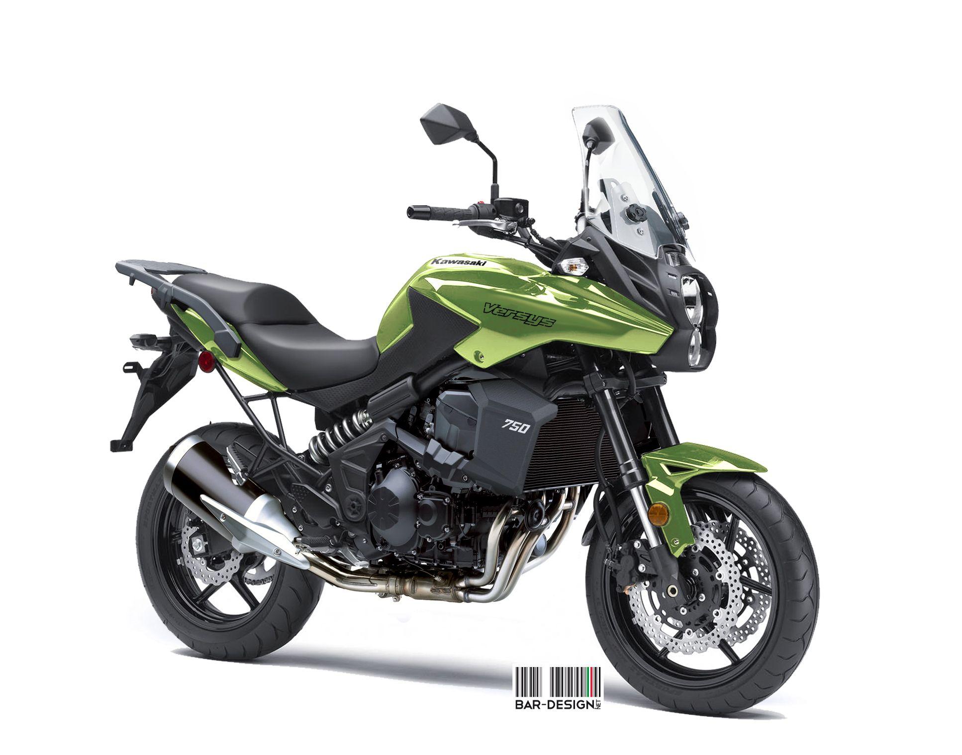 Универсальный боец: Kawasaki Versys 650