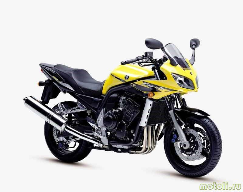 Тест-драйв мотоцикла Yamaha FZS1000