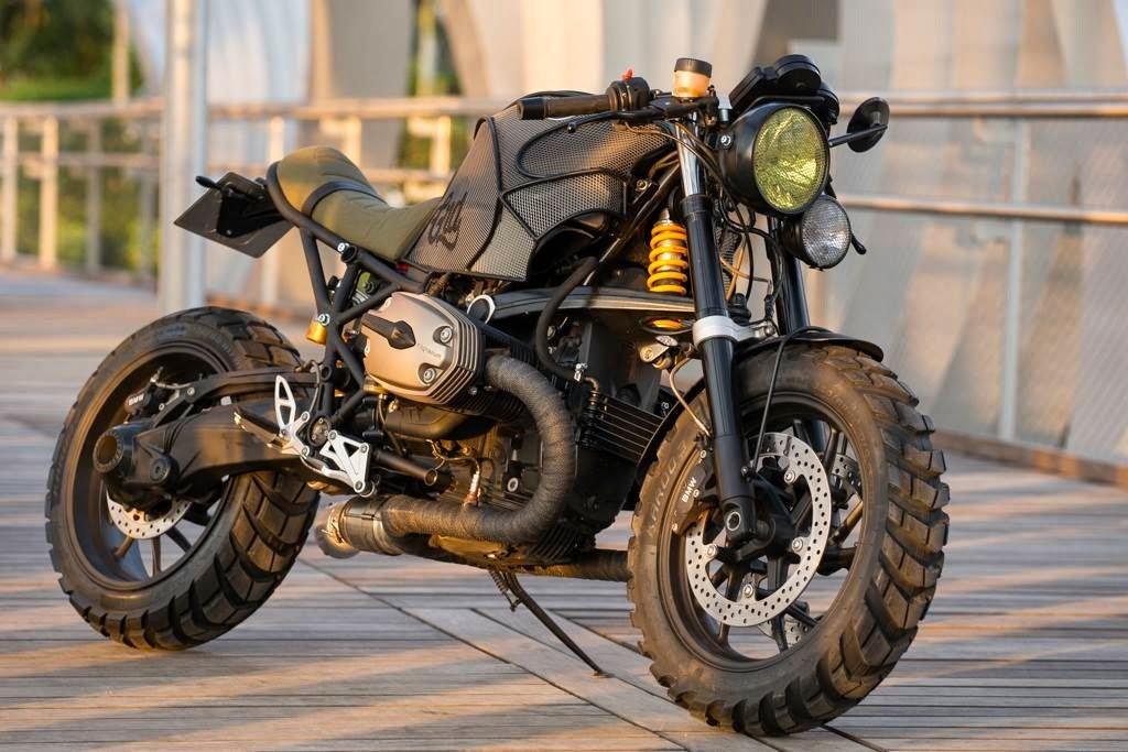 Скремблер мотоциклы