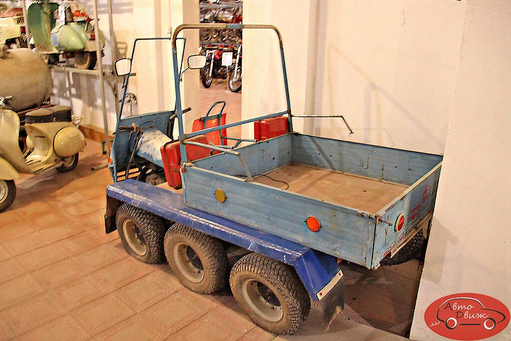На повестке дня: мотороллер Муравей тюнинг и модернизация