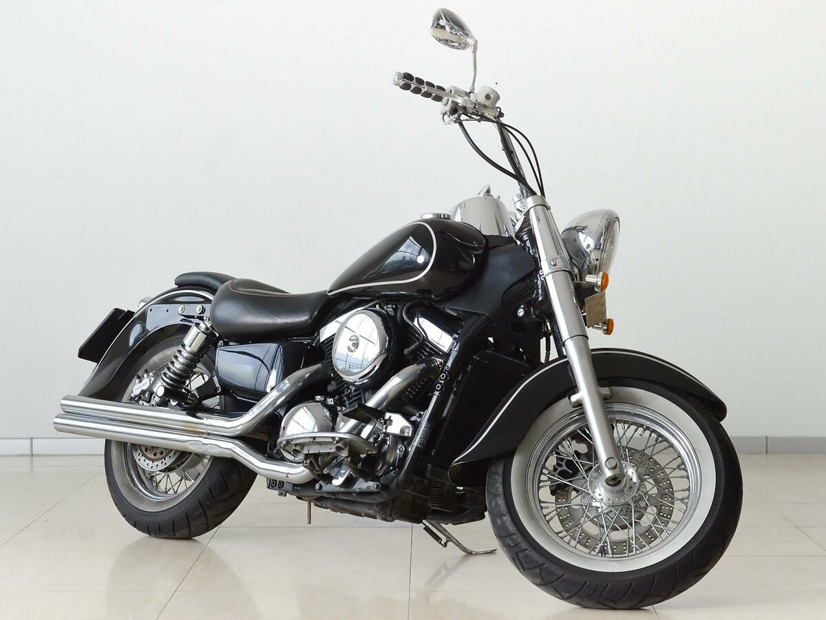 Тест-драйв мотоцикла Kawasaki VN1500 Vulcan