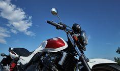 Тест-драйв мотоцикла Honda CB400SS