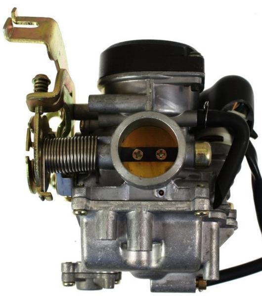 Чистка карбюратора скутера