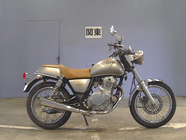 Suzuki TU250