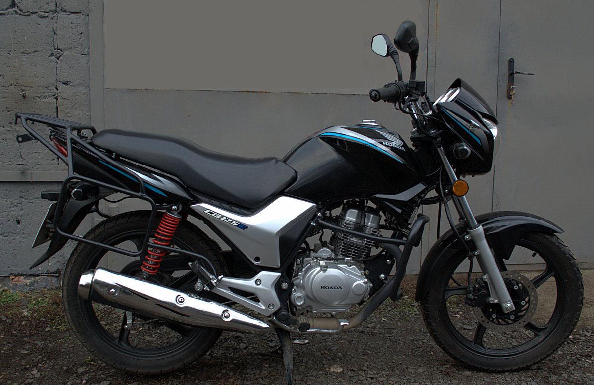 Мотоцикл Нonda (Хонда) СB 125 Е – обзор
