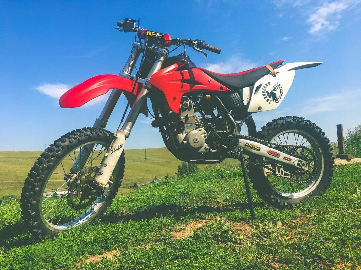 Кроссовый мотоцикл Kayo T6 - выбор тех, кто любит просторы и бездорожье