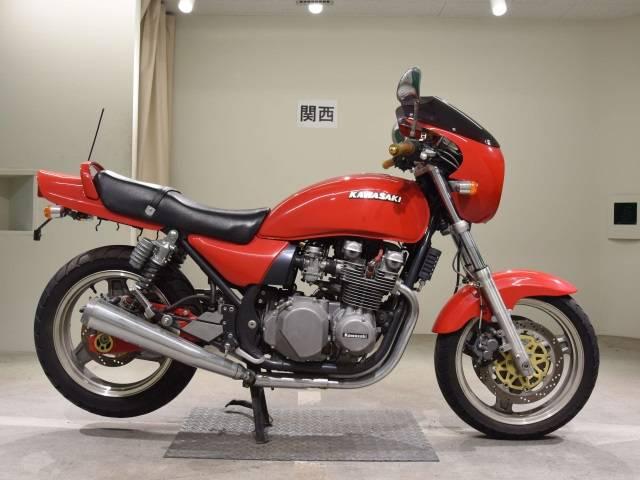 Kawasaki Zephyr 750 (ZR 750)