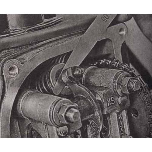 Регулировка клапанов на скутере