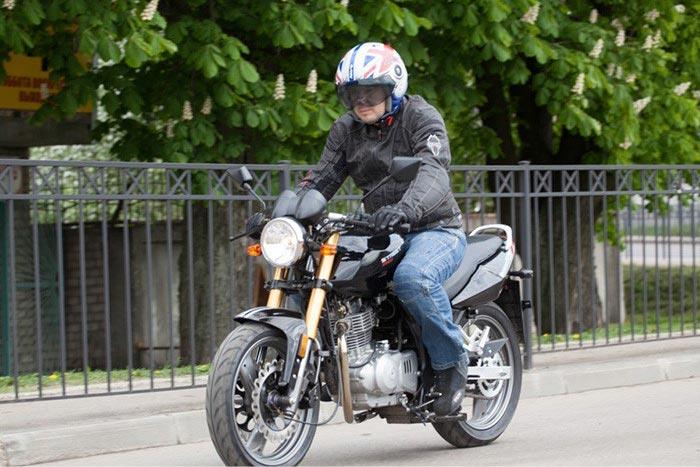 Baltmotors Street 250 создан для города