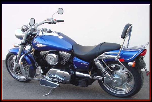 Suzuki VZ1600 Marauder
