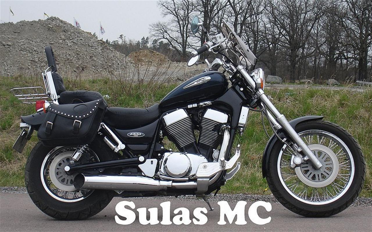 Тест-драйв мотоцикла Suzuki VS1400 Intruder