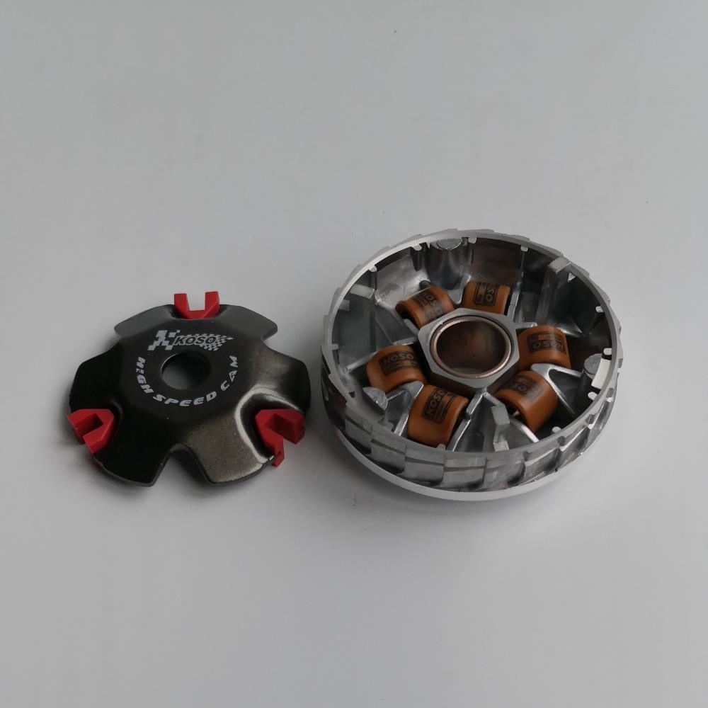 Размер и вес роликов вариатора для скутеров Beta