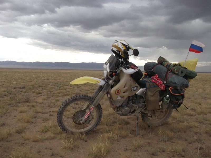 Suzuki Djebel 250 — эндуро, созданный для покорения бездорожья