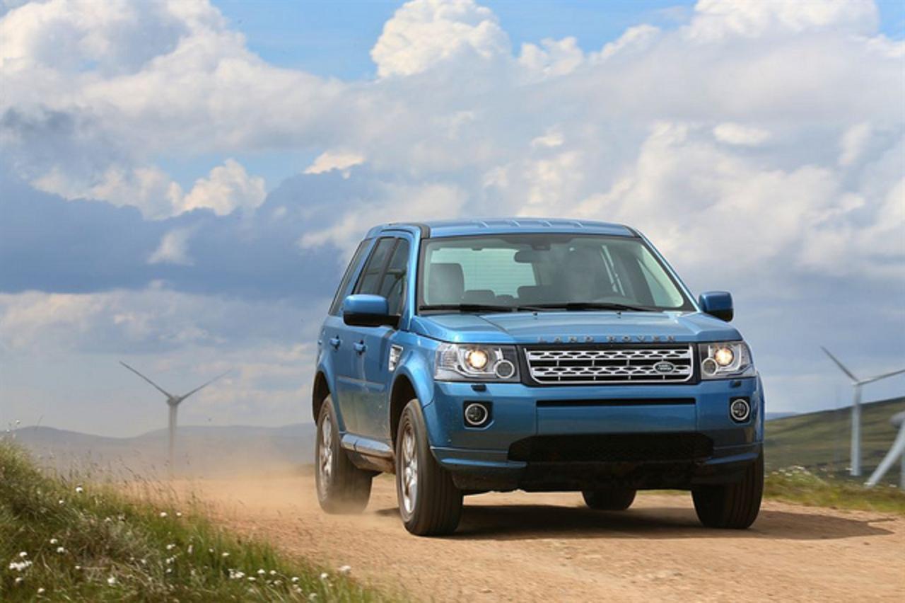 Обзор обновленного Land Rover Freelander 2