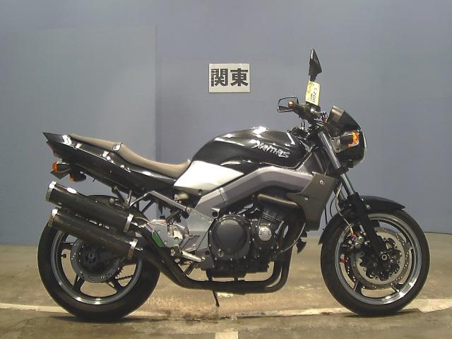 Мануалы и документация для Kawasaki Xanthus 500 (ZR400D)