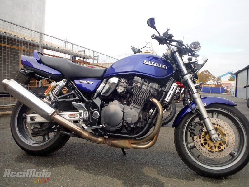 Мануалы и документация для Suzuki GSX 400 Inazuma