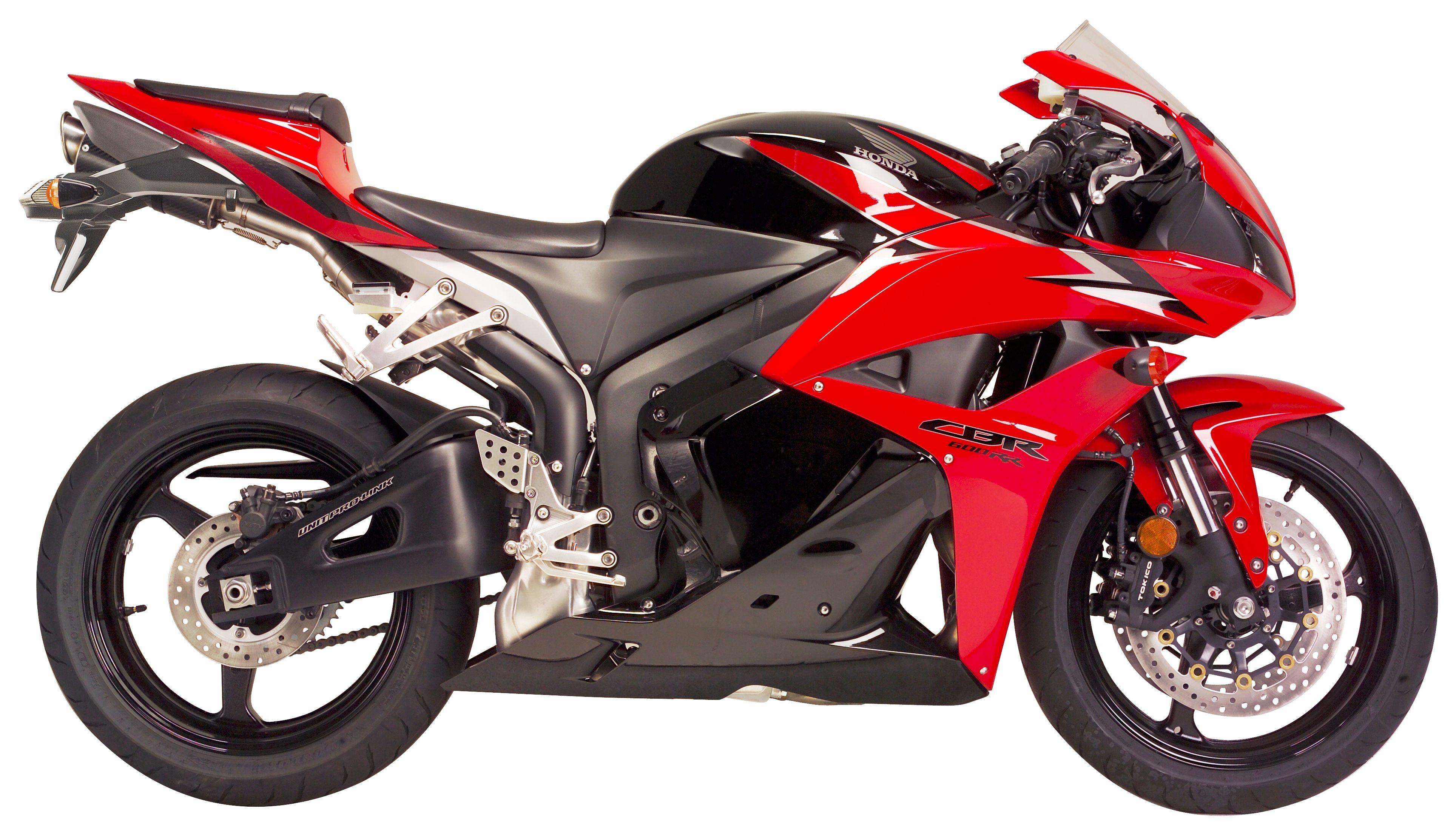 Honda CBR600RR — Пластиковый Хищник