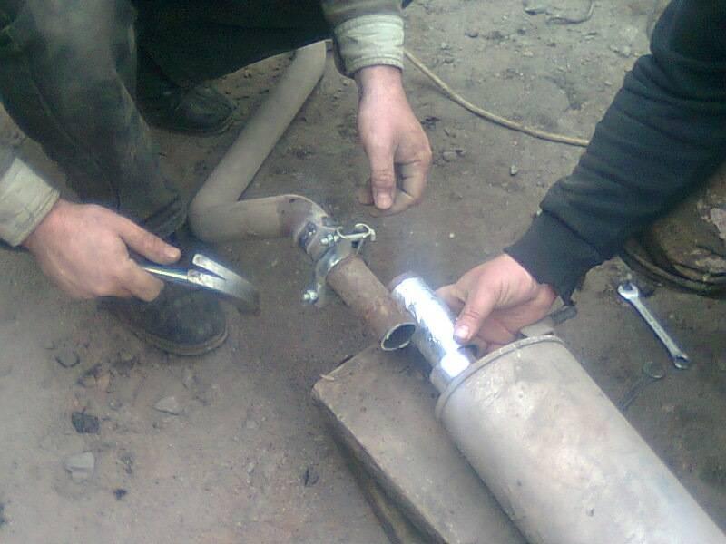 Почему выходит из строя глушитель, и как его отремонтировать?