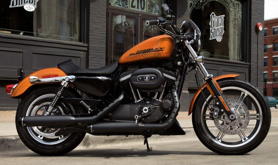 Harley-Davidson 883 Roadster