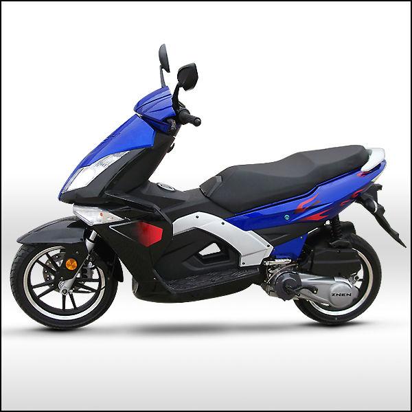 Yamaha Soul GT 125cc: покорение рынка скутеров в Индонезии