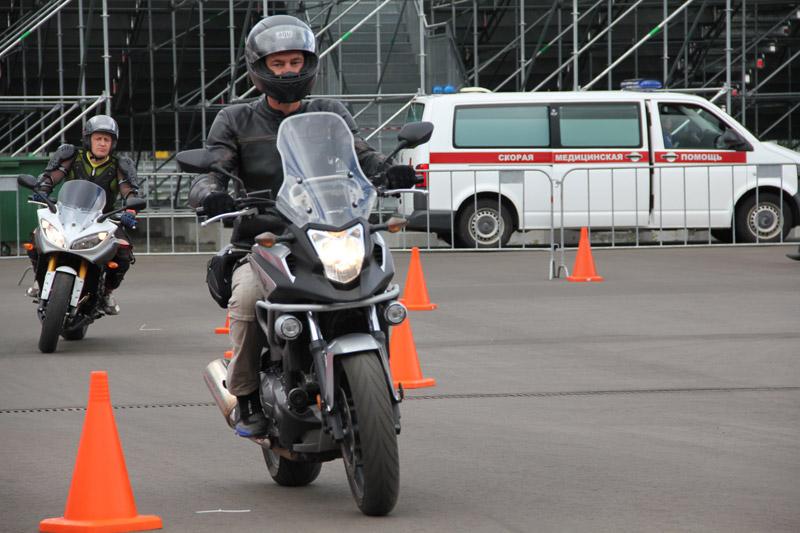 Тест-драйв мотоцикла Honda AX-1 (NX 250)