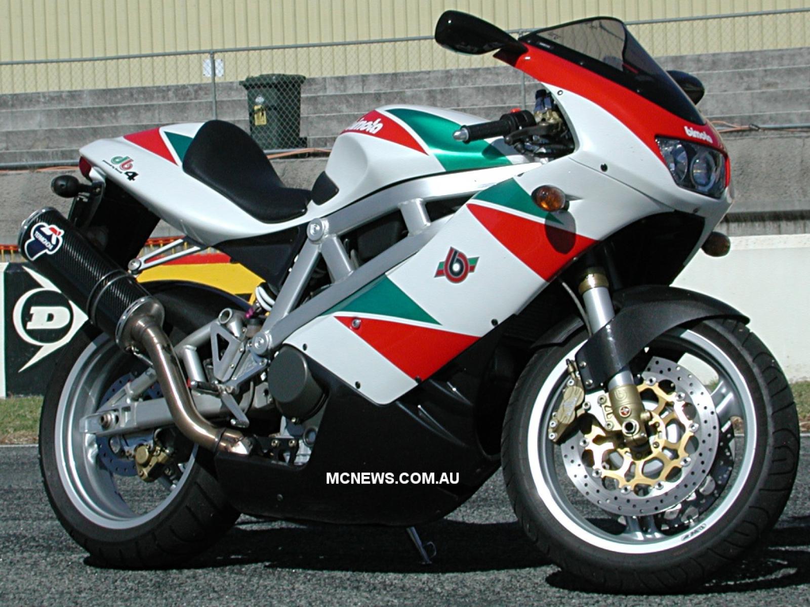 Bimota DB5S Borsalino Limited Edition