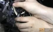 Как снять генератор на скутере — подробный урок с фотографиями