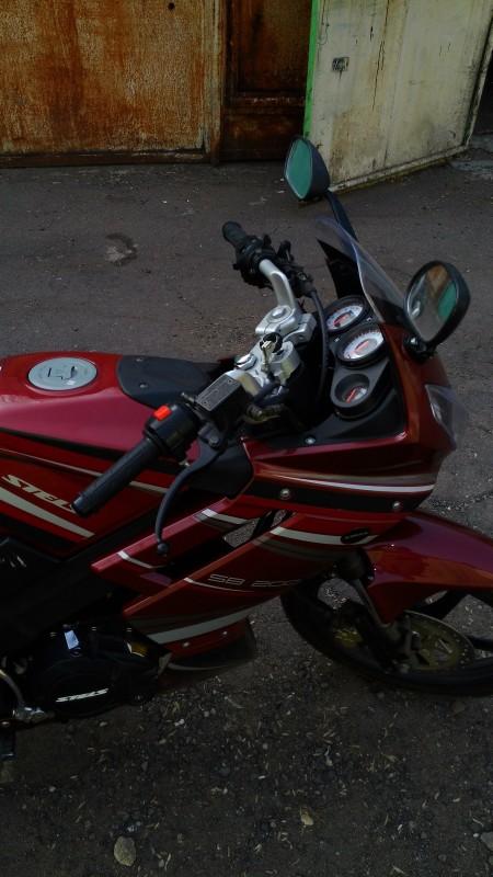 Недорогой байк для новичков: Stels SB 200 завоёвывает своё место под солнцем