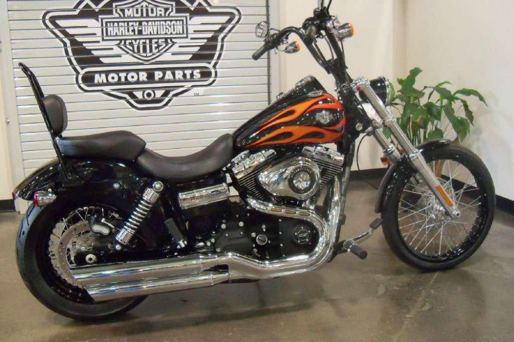 Harley Davidson Dyna — Вечная классика