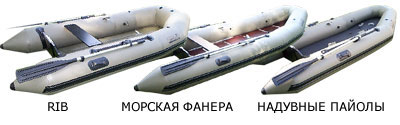 Надувные лодки Fish Hunt