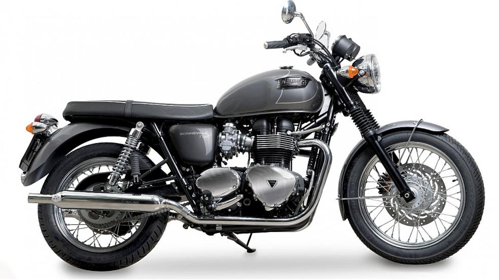 Мотоцикл Triumph Bonneville Ewan McGregor Special Edition (2008)