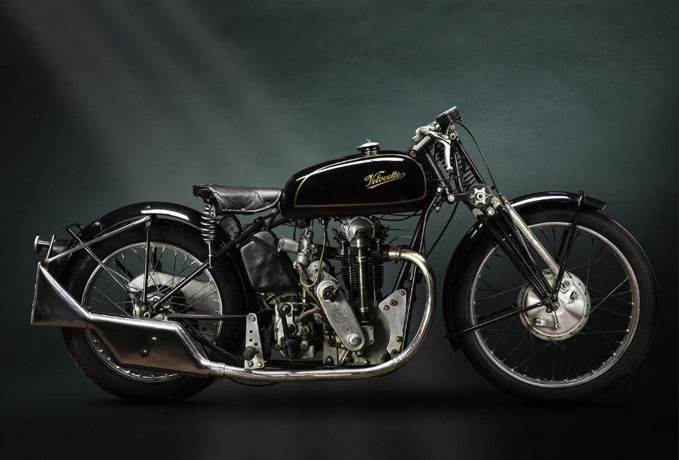 Ретро мотоциклы