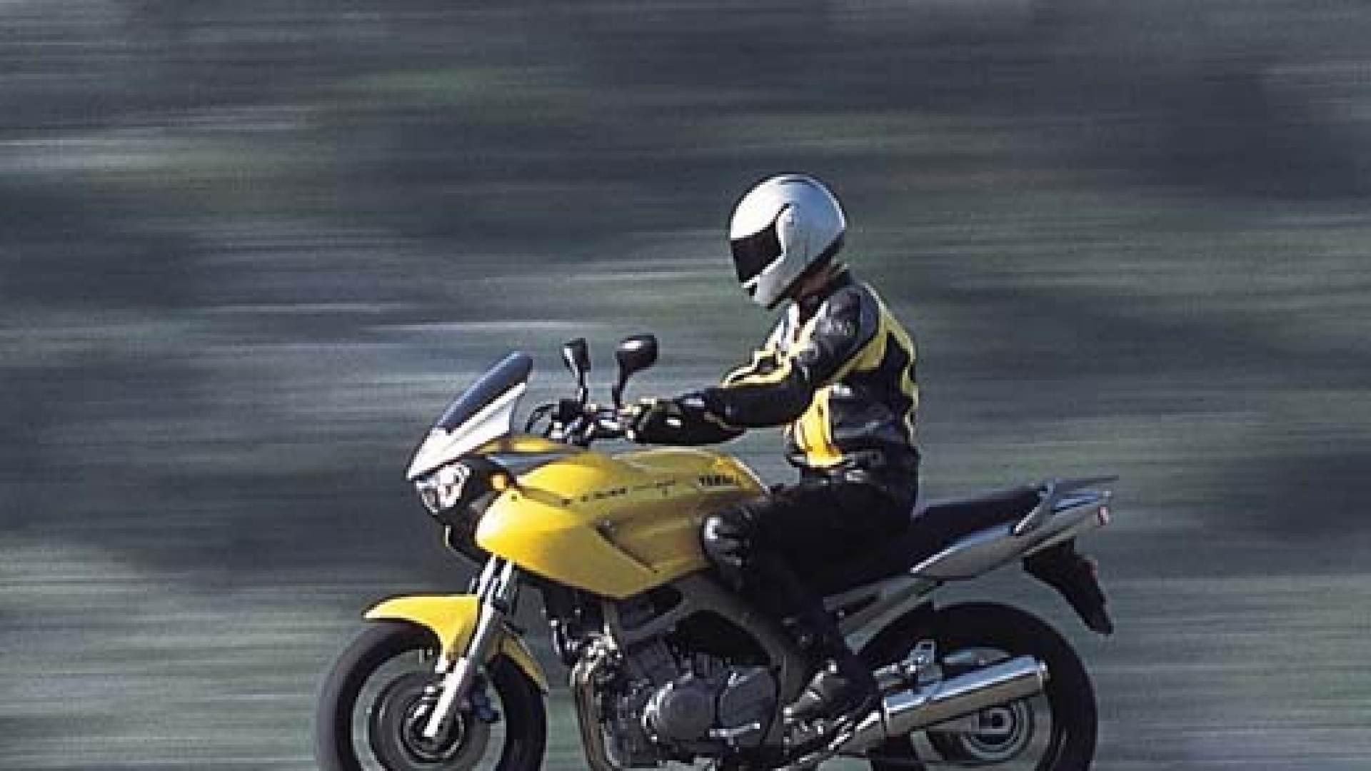 Тест-драйв мотоцикла Yamaha TDM850