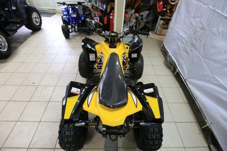 Квадроцикл Рысь RM 125 Sport — краткий обзор