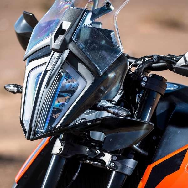 KTM 790 Adventure: бескомпромиссный покоритель дальних дорог