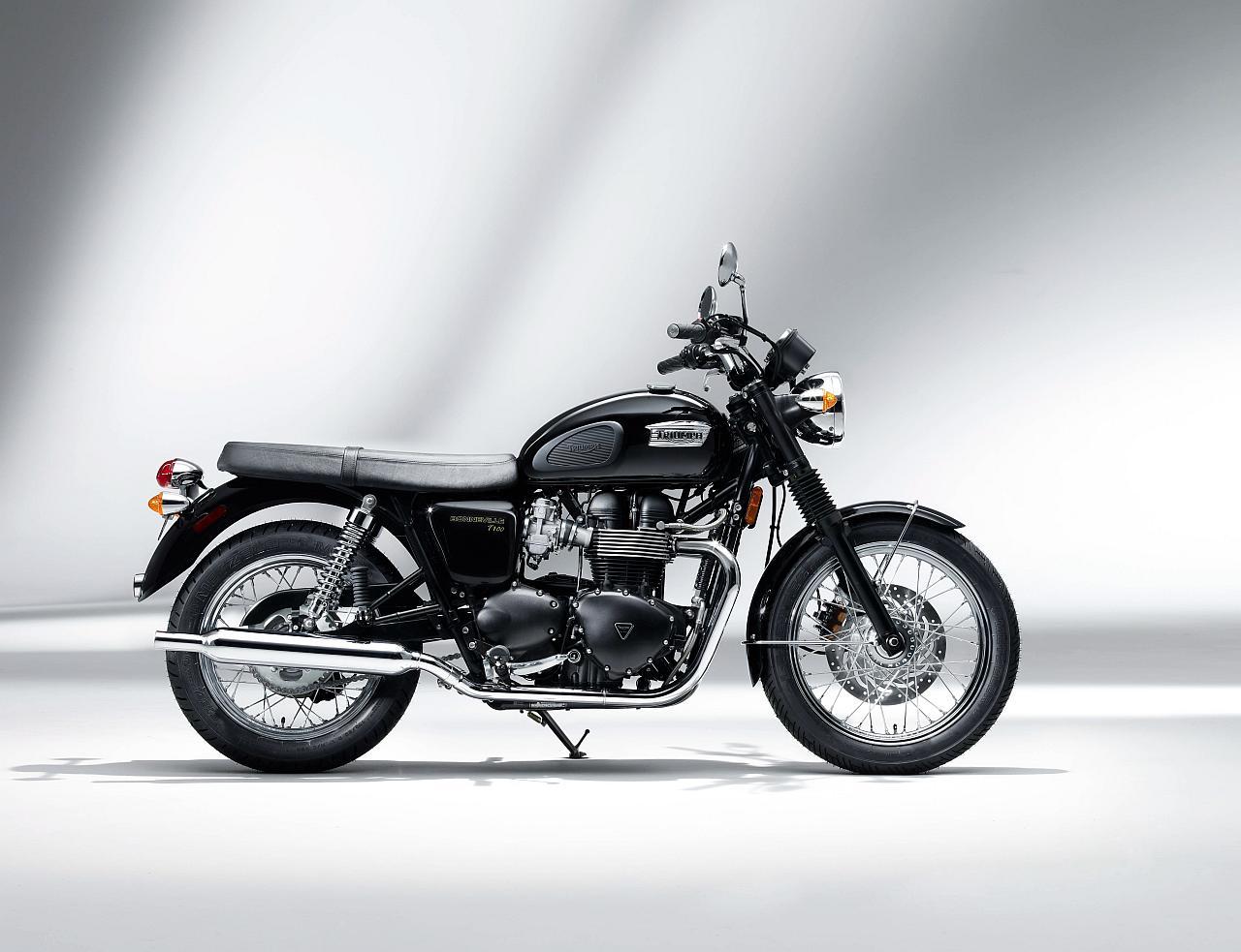 Мотоциклы Triumph