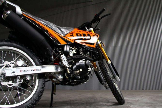 Мотоциклы Baltmotors