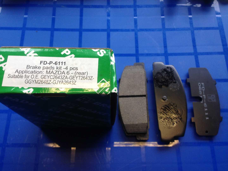 Как выбрать тормозные колодки для дисковых тормозов