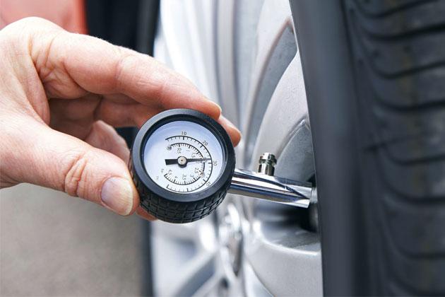 Давление в шинах, рекомендации и последствия