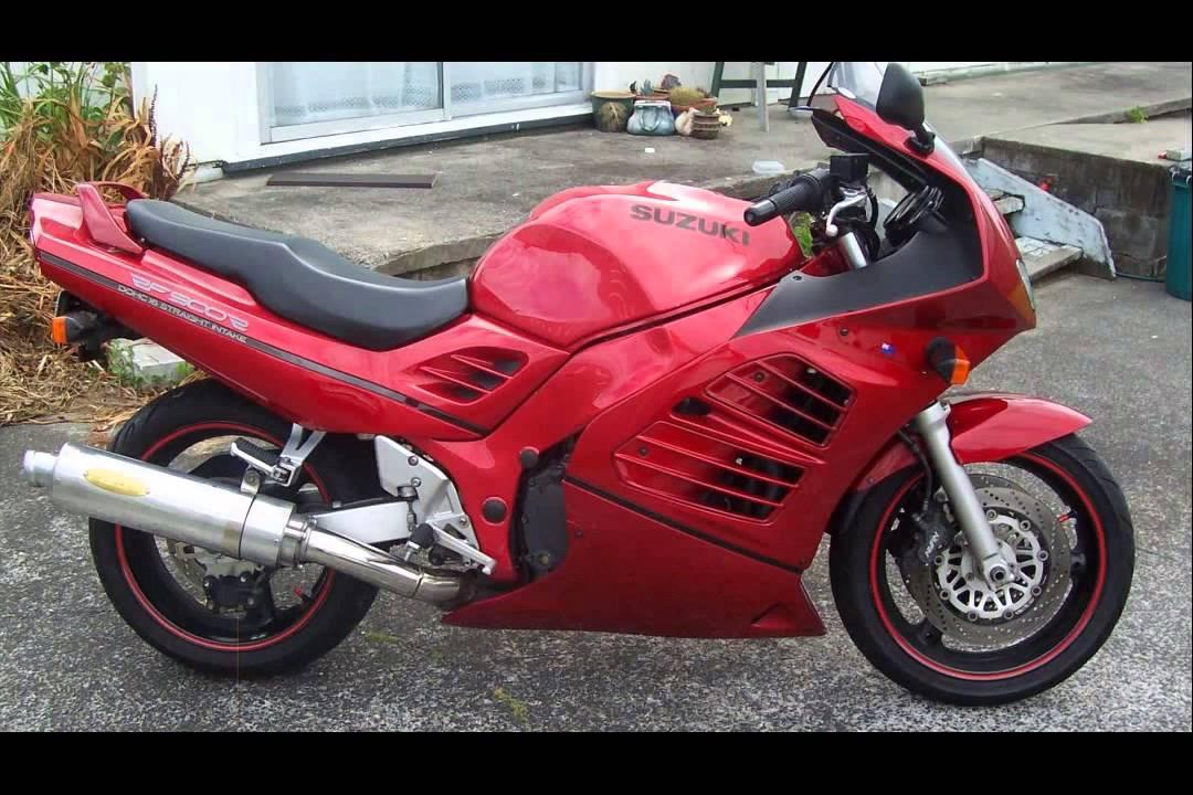 Тест-драйв мотоцикла Suzuki VX800