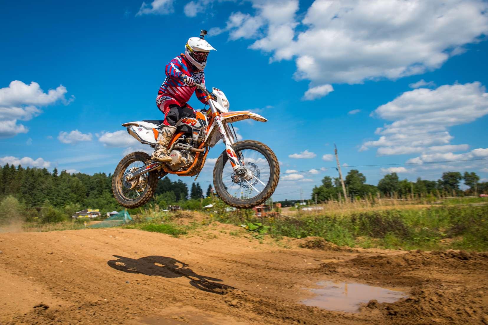 Питбайки, кроссовые и эндуро мотоциклы набирают популярность
