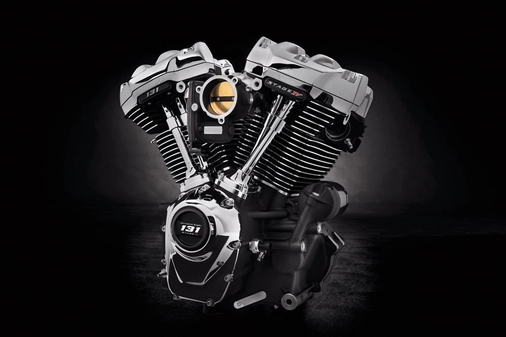 Мотоциклы с объемом двигателя 1800 см³