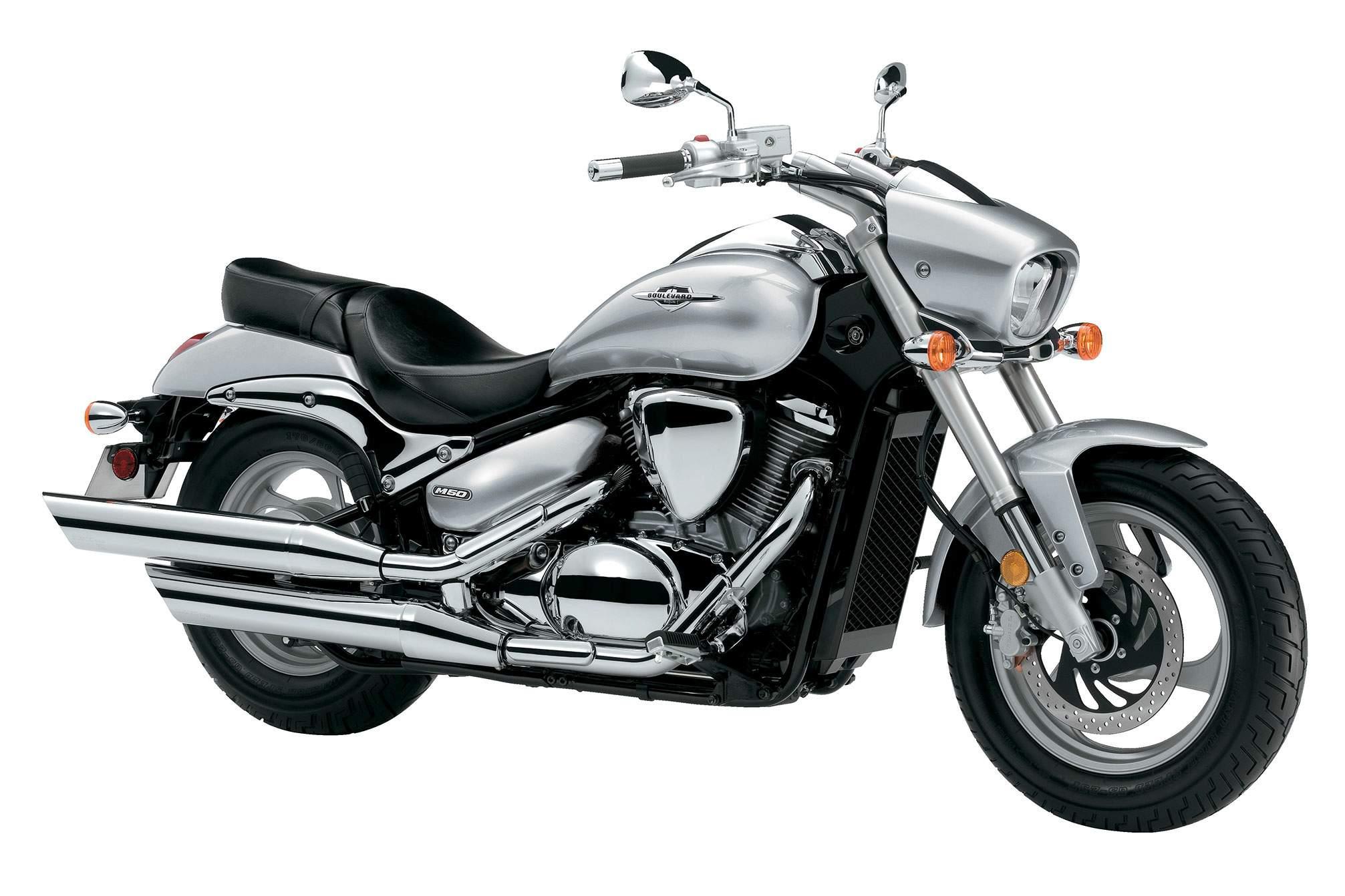 Тест-драйв мотоцикла Suzuki Intruder 800