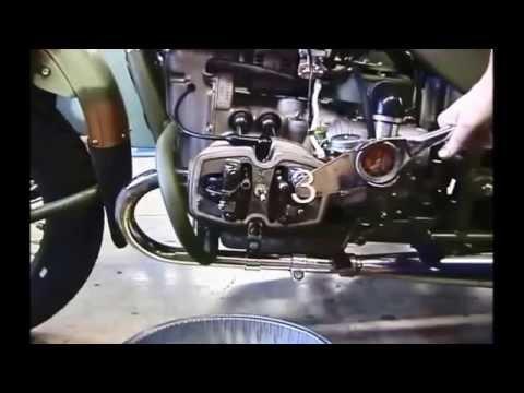 Регулировка клапанов на мотоцикле Урал, или Днепр