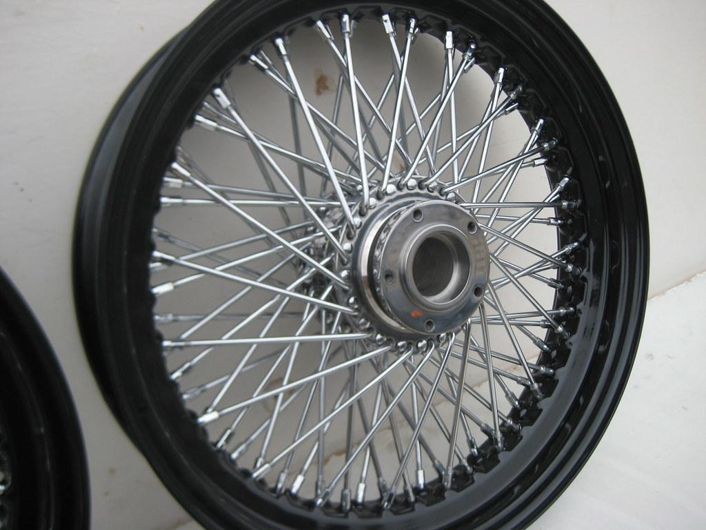 Изготовление колеса для мотоцикла с нуля