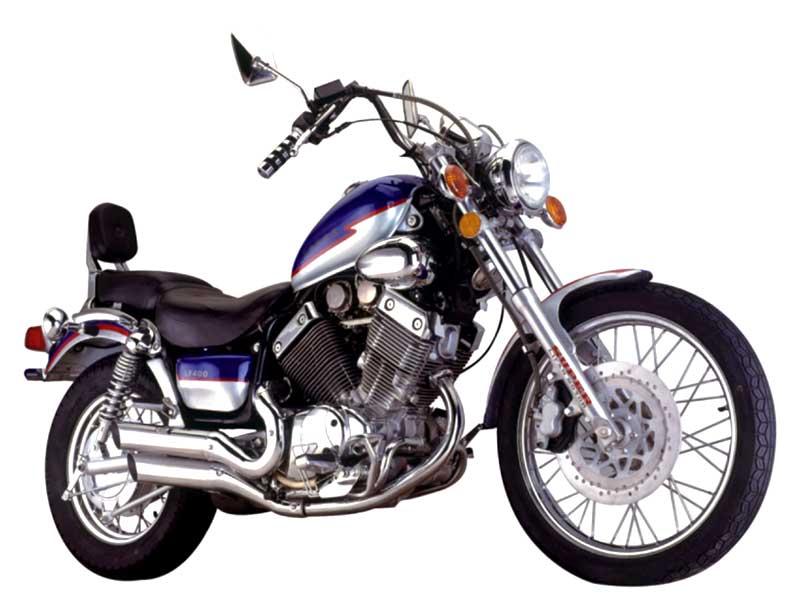 Двухцилиндровый китайский мотоцикл Lifan 400