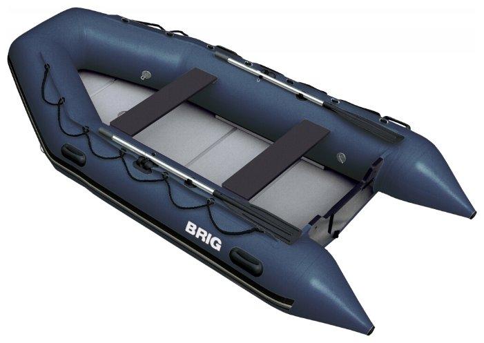 Надувная лодка Brig Baltic В420