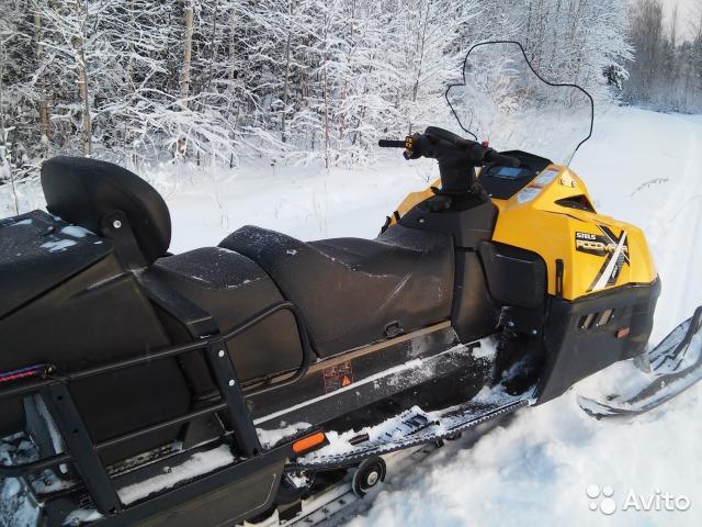 Модельный ряд снегоходов Stels