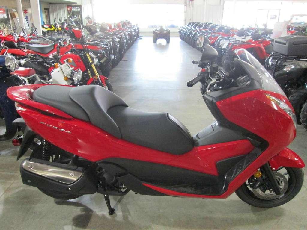 Обзор мотоцикла Honda NSS300 Forza (Reflex)