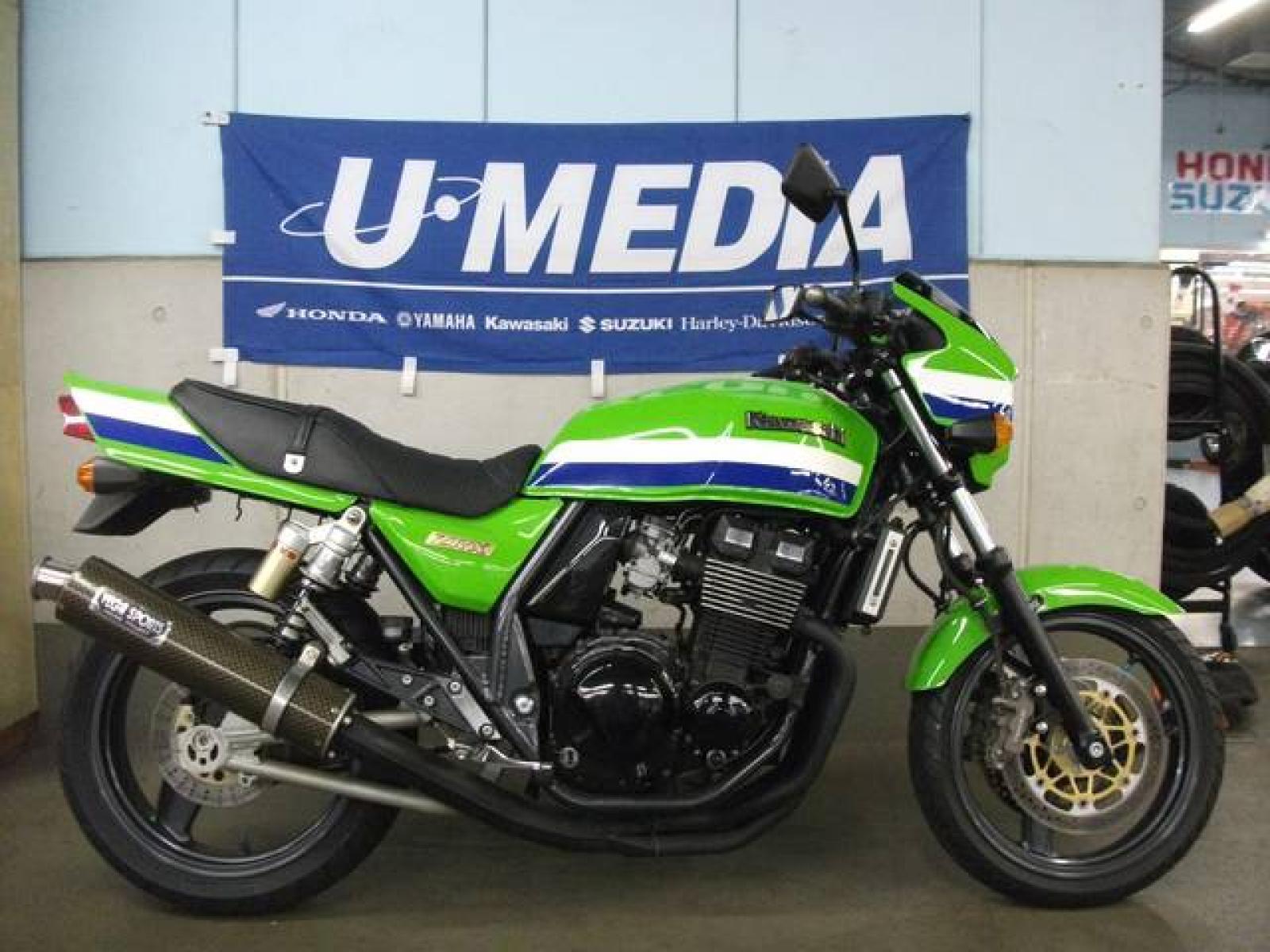 Kawasaki ZRX 400 (ZR 400)